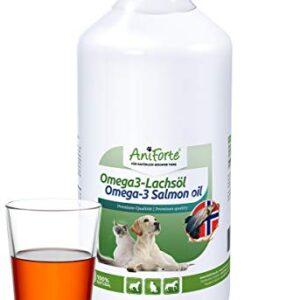 AniForte Omega-3 Lachsöl für Hunde