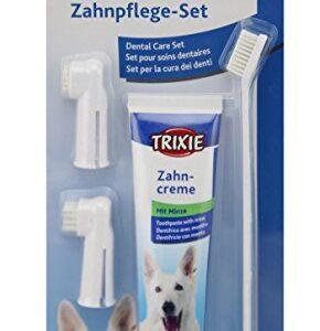 Trixie Zahnpflege Set für Hunde
