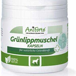 AniForte Grünlippmuschel-Kapseln für Hunde