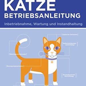Katze – Betriebsanleitung: Intriebnahme, Wartung und Instandhaltung