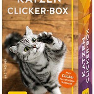 Katzen Clicker-Box
