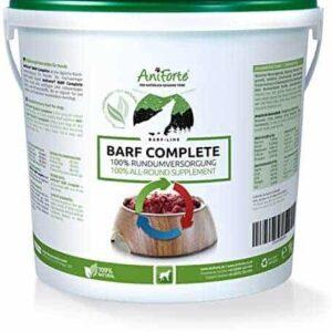 AniForte Barf Complete Pulver 1kg für Hunde – Hochwertiger Zusatz beim Barfen