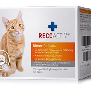 RECOACTIV® Nieren Tonicum für Katzen – Kurpackung 3 x 90 ml